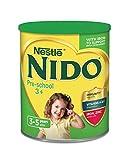 Nestle NIDO 3+ Powdered Milk Beverage 1.76 lb Canister (Pack of 3)