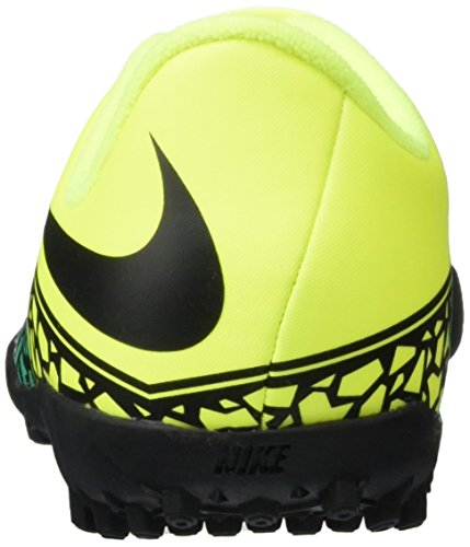 Nike Jr Hypervenom Phelon Ii Tf, Botas de Fútbol Unisex Bebé Amarillo (Volt / Black-Hyper Turq-Clr Jade)