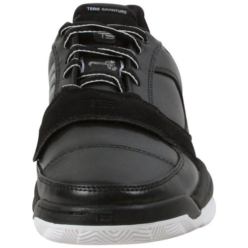 3d7f52dbccb6 Adidas Men s TS Lightswitch Gil Agent Zero Basketball Shoe Black White (12)