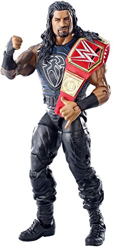 WWE Roman Reigns Elite Collection Action Figure (The Shield Toys Wwe)