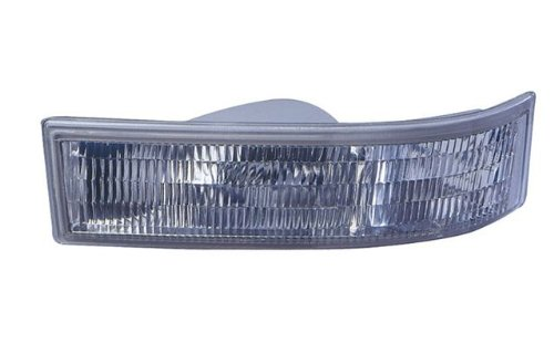 Chevy Astro/GMC Safari Replacement Turn Signal Light - Driver
