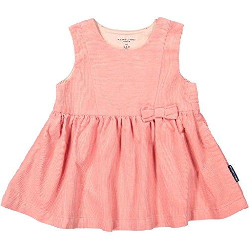 - Polarn O. Pyret Soft Corduroy ECO Jumper (Newborn) - 2-4 Months/Pink (Mauve Glow)