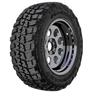 Federal Couragia M/T Mud-Terrain Radial Tire - LT275/65R18 119/116Q 8 Ply D-Load