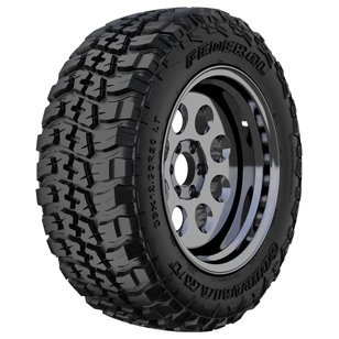 33 Inch Mud Tires - Federal Couragia M/T Performance Radial Tire-33x12.5R15 108Q