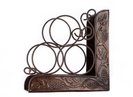 (ANTIQUE EMBOSSED ANTIQUE COPPER FINISH