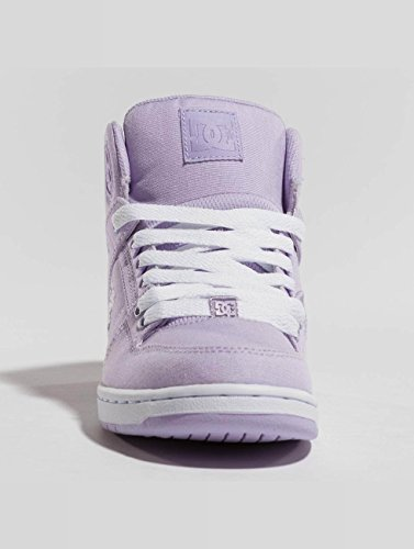 DC Shoes Pure TX - Chaussures Montantes pour Femme ADJS100114 Pourpre ILQf8mVv