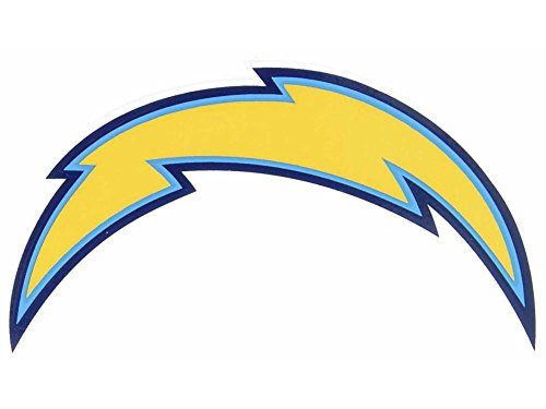 San Diego Chargers Window Cling Decal [Misc.] ()