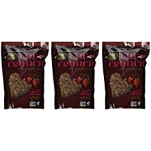 Nature's Path Love Crunch Organic Granola  Dark Chocolate and  Red Berries 11.5 Ounce (Pack of 3)