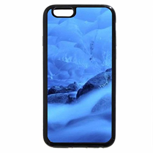 iPhone 6S Plus Case, iPhone 6 Plus Case, Blue Mist Rising