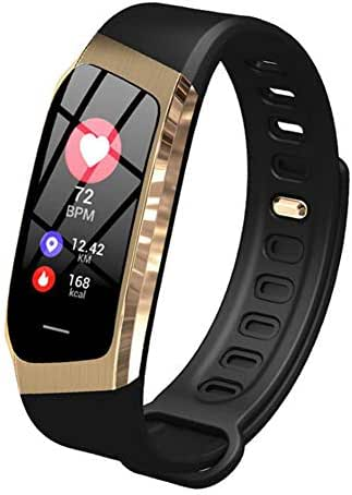 Smart Sport Wristband,IP67 Waterproof Fitness Activity Tracker with Blood Pressure Oxygen Heart Rate Monitor Smart Watch