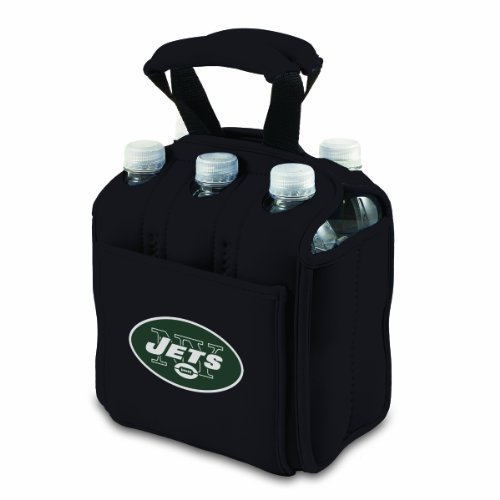 NFL New York Jets Six Pack Cooler Tote
