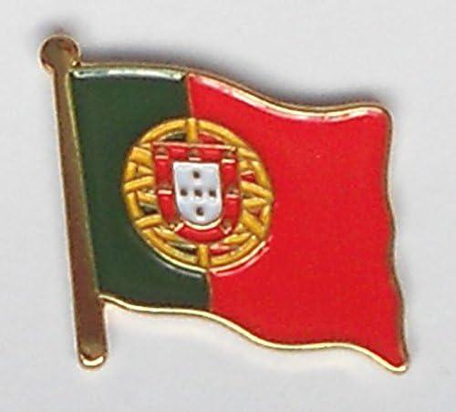 Pin Badge Drapeau Portugal