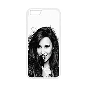 iPhone 6 4.7 Inch Cell Phone Case White Demi Lovato KOK