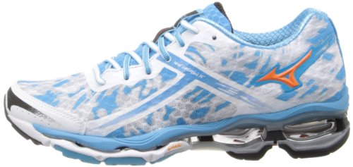 Images of Mizuno Women's Wave Creation 15 Running Shoe 6.5 M US