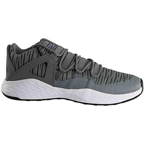 Nike Jordan Herren Formule 23 Faible Gymnastikschuhe, Fa011 Nero, Eu Grau