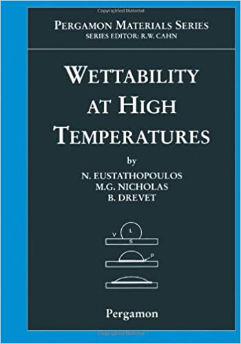 Download online Wettability at High Temperatures, Volume 3 (Pergamon Materials Series) PDF, azw (Kindle), ePub, doc, mobi