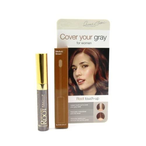 Hot Cover Your Gray Root Touch-Up - Medium Brown (Pack of 2) free shipping