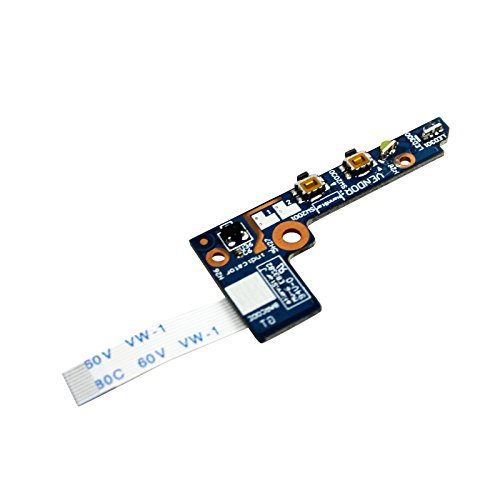 GinTai Power Button Board Cable NS-A201 Replacement for Lenovo Yoga 2 11 20332 20428 59417911 43508112001 90005666 by GinTai (Image #2)'