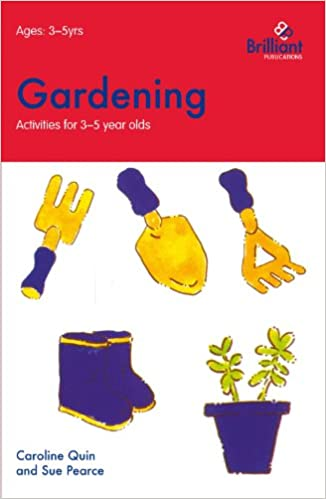 Gardening (Activities for 3-5 Year Olds)