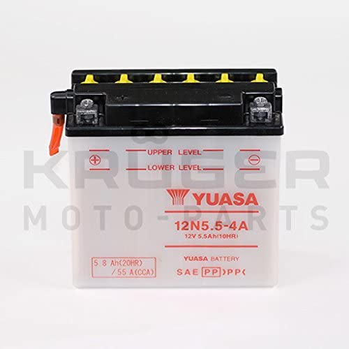 Batterie 12v 5 5ah 12n5 5 4a Auto