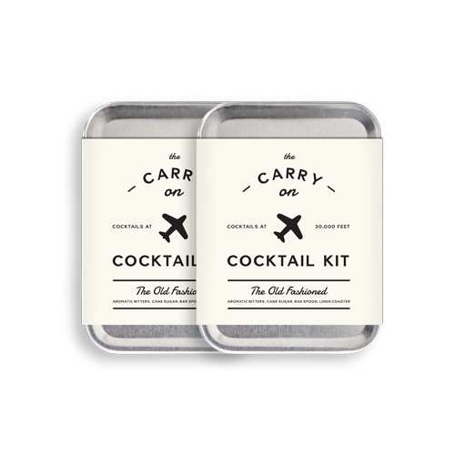 W&P MAS-CARRY-KIT-2 Carry on Cocktail Kit