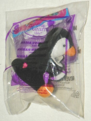 - McDonalds - Only Hearts Pets #5 - MAMA PENGUIN - 2010