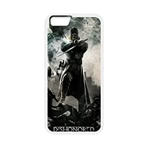 dishonored video game iphone 6s 4.7 Inch Cell Phone Case White PSOC6002625686021