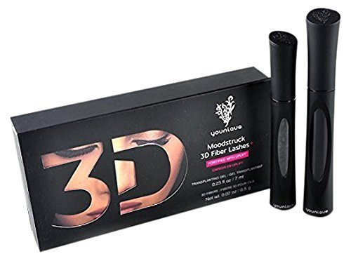 Younique Mascara 3D Fiber Uplift Moodstruck Fortified