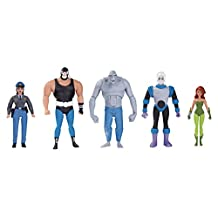 DC Collectibles Batman The Animated Series Gps Rogues Gallery Action Figure 5 Pack