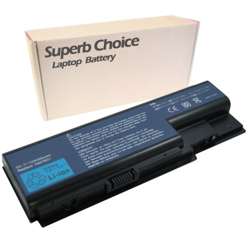 GATEWAY Nv73 Nv7310u Nv7316u Nv78 Nv7802u Nv79 Laptop Battery - Premium Superb Choice 6-cell Li-ion battery (Gateway Nv73 Laptop)