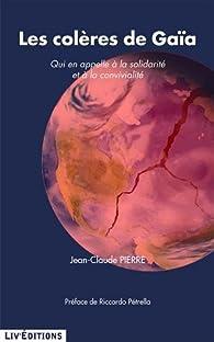 Les colères de Gaïa par Jean-Claude Pierre