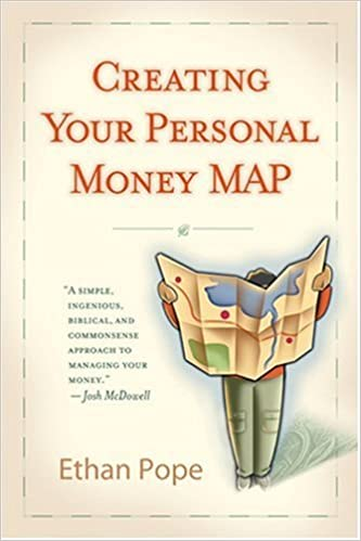 creating your personal money map ethan pope 9780842360487 amazon