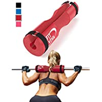 Fit Viva Barbell Pad for Standard and Olympic Barbells...