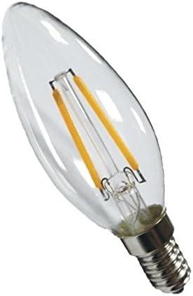 4 Watts Led Filament Candle Bulb