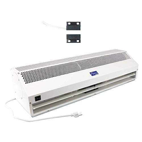 For Sale! Awoco 36 FM-1509 Super Power Commercial Indoor Air Curtain with Shutoff Delay Magnetic Sw...