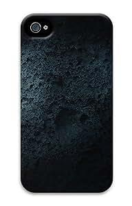 ceramic shape PC Case for iphone 4S/4