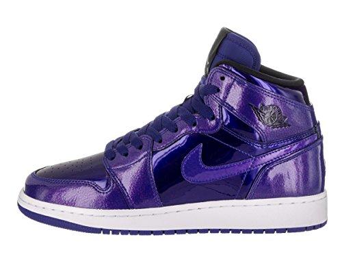 Nike 705300-420, Zapatillas de Baloncesto para Niños, Azul (Deep Royal Blue/Black White), 38.5 EU