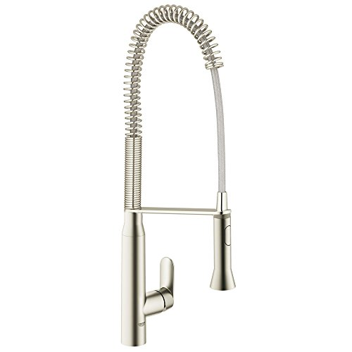 Industrial Style Kitchen Faucet: 6 Best Commercial Style Faucets