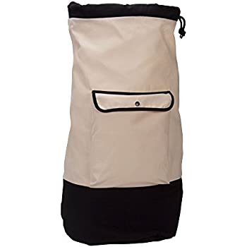 Household Essentials Backpack Duffel Laundry Bag 3eb762a6d0e1e