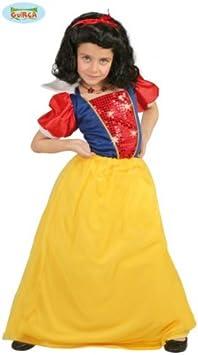 Disfraz de Blancanieves (Talla 10-12 años): Amazon.es: Juguetes y ...