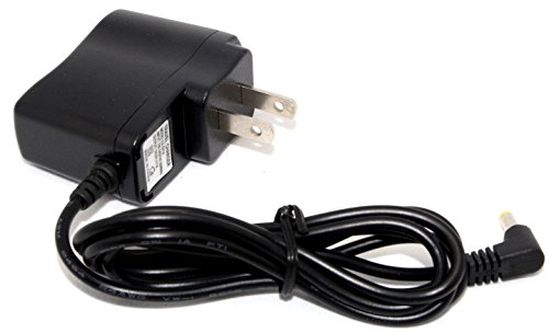 LETO 1A AC Home Wall Charger Power ADAPTER w/ 2.5mm Cord for Mach Speed Trio Tablet by LETO