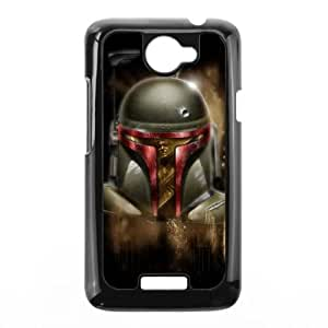 HTC One X Cell Phone Case Black Bounty Hunter ONH Neoprene Cell Phone Case