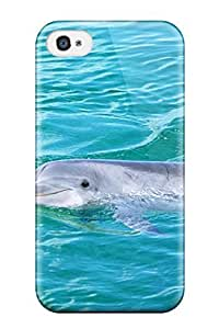 TYH - Best Iphone 6 plus 5.5 Cover Case - Eco-friendly Packaging(dolphins) phone case