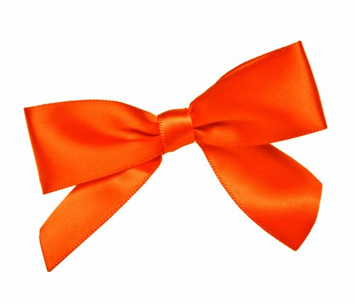 CK Products Orange Bow Twist Tie, Package of 100 by CK Products B001H9N2K8     | Erste Kunden Eine Vollständige Palette Von Spezifikationen