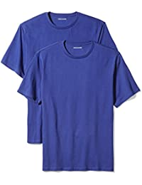 Men's 2-Pack Regular-Fit Short-Sleeve Crewneck T-Shirts