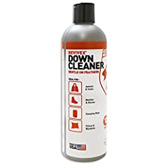 Use ReviveX Down Cleaner by Gear Aid and you can clean your favorite down like a pro without the expensive bill. This gentle formula preserves natural oils to restore the loft and warmth you thought was gone forever. Perfect for all down, inc...