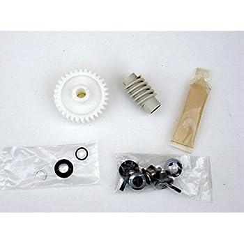 Chamberlain 41c4220a Garage Door Opener Gear And Sprocket