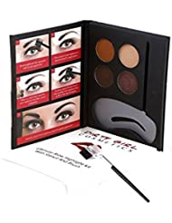 Thick and Full Eyebrow Kit with Free Stencil and Brush