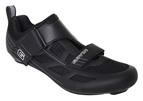 Gavin Triathlon/Road Mesh Cycling Shoes Mens Womens ()