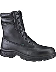 Thorogood 834-6731 Mens SoftStreets 8-inch Waterproof/Insulated Weatherbuster Boot Black 14 W US